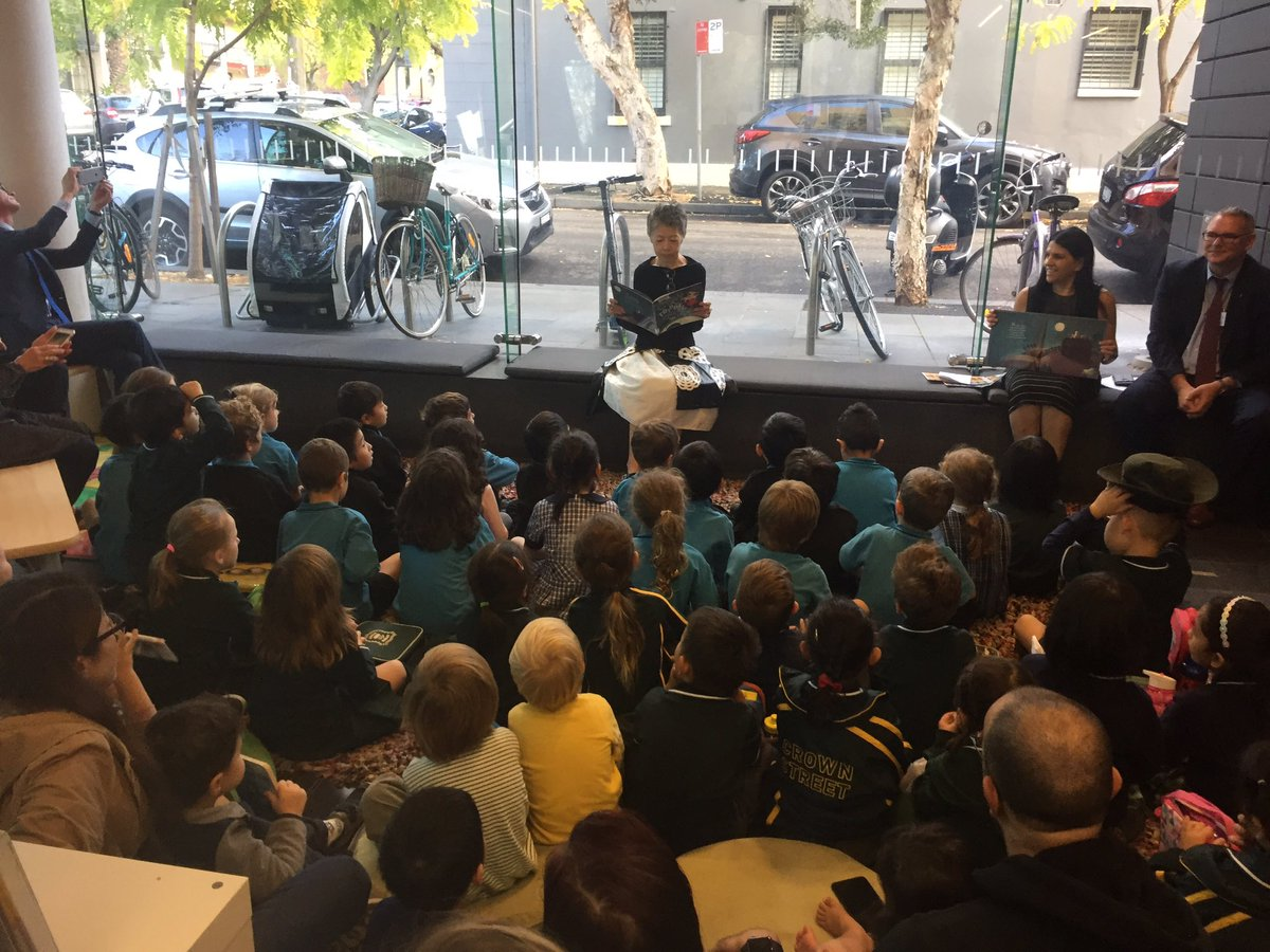 SBS newsreader Lee Lin Chin reads in Sydney