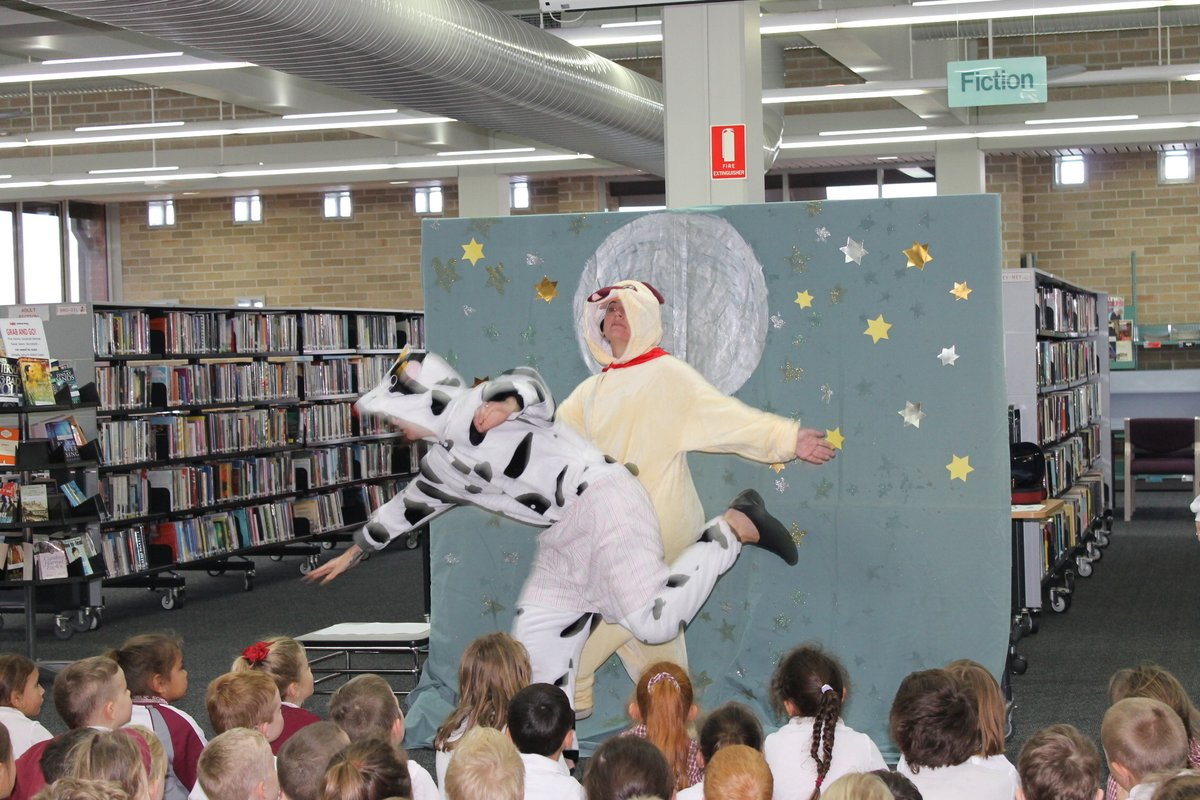 Shoalhaven Libraries. Great animated stuff!