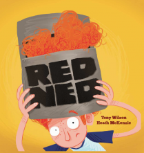 Red Ned cover half